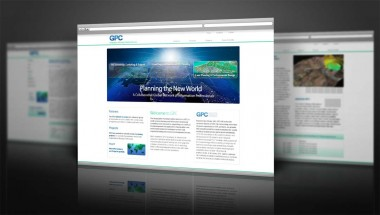Web Design Mockups for GPC, Inc.