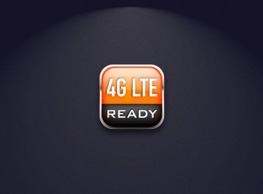 4G LTE Ready Icon Logo