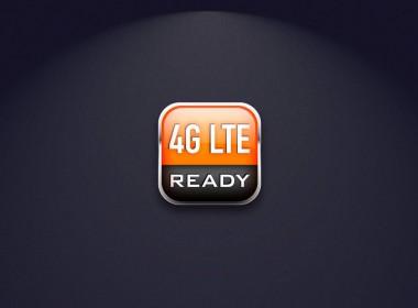 LTE Ready Icon