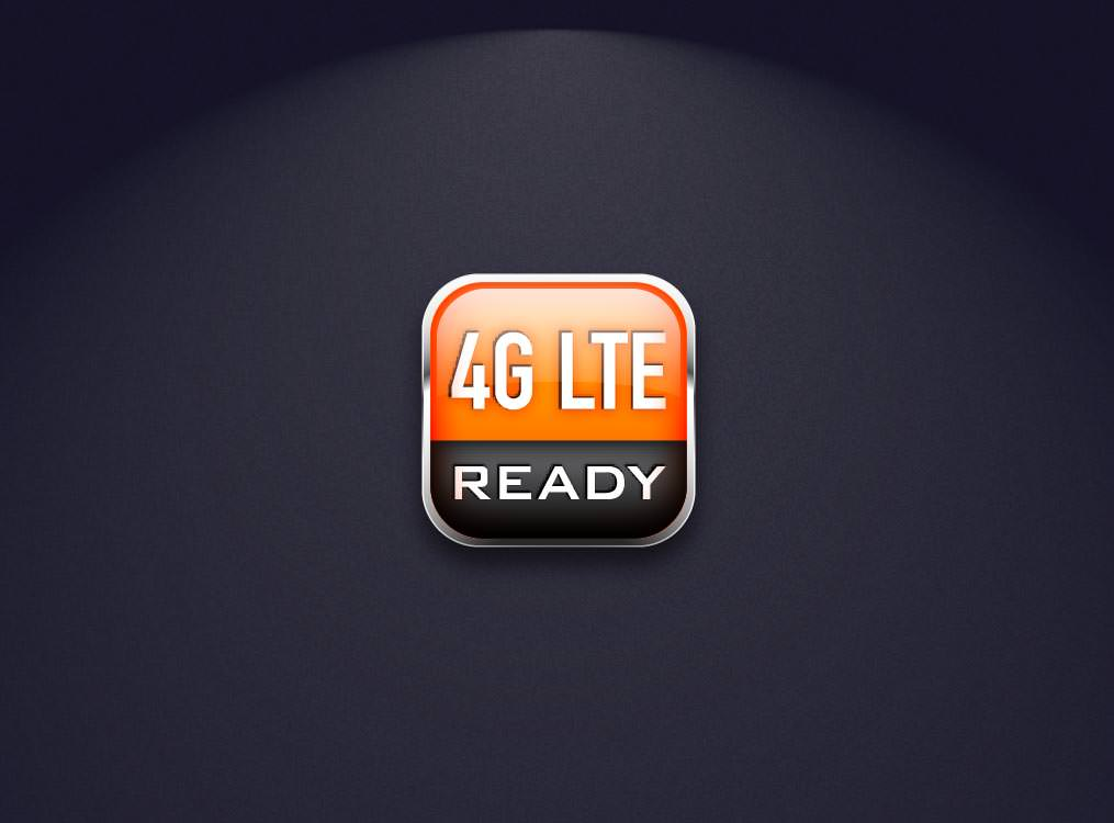LTE Ready Icon