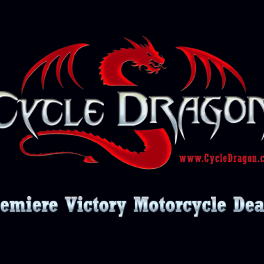 Custom Logo, Website, and Ads for Cycle Dragon Motorsports