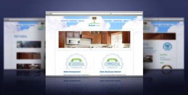 Website Development for We Build San Diego