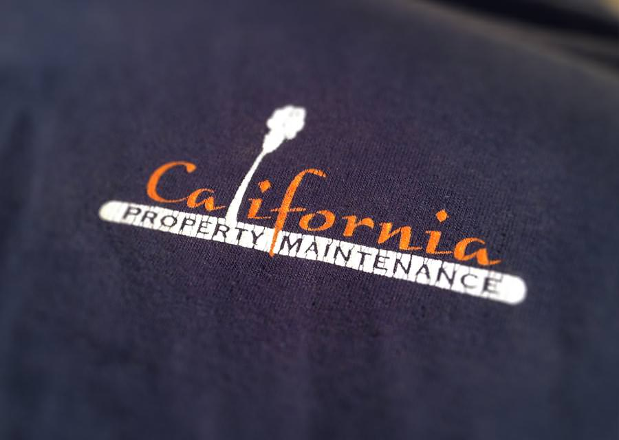 Logo Design for Calfornia Property Maintenance